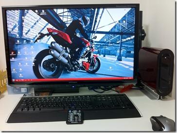 DisplayをRDT232WXにしてみました