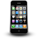 iPhone4のディスプレイチェック用壁紙