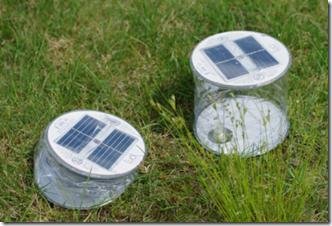 防水ソーラー充電式LEDランタン「Luci」を使ってみた