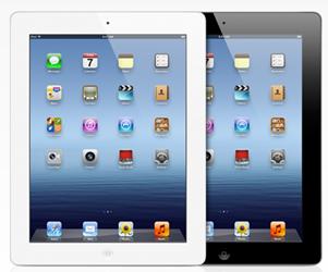 iPad(3世代)がやってきて、まずやってみたこと