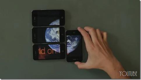 iPhoneを4台使ってPVっぽいものを作ってみた