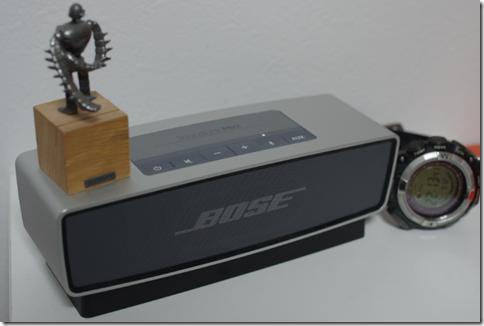 【自腹レビュー】Bose SoundLink Miniでお気軽に本格サウンドを楽しんでみた