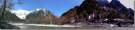 【雑記】奥飛騨・上高地に癒される旅