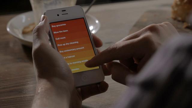 iPhone用のToDoアプリ「Clear」の新感覚UIが気持ち良さそう!