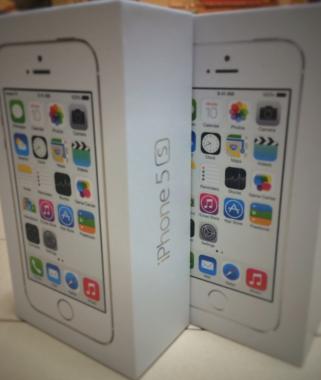 やはり年度末のMNPは凄かった。iPhone5s 32GBへ