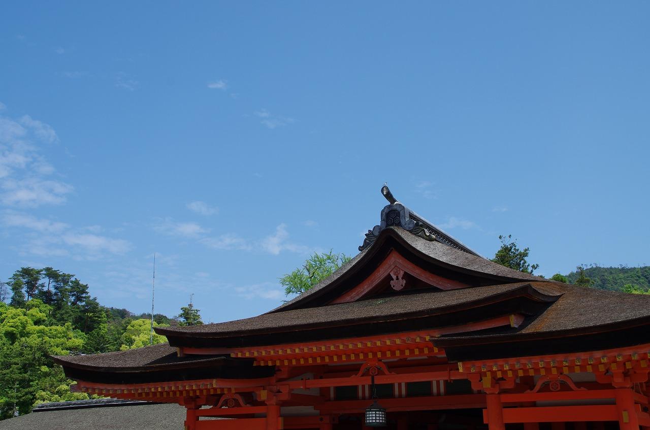 仕事ついでに四国・中国へ。おっさん3人で世界遺産を巡る旅