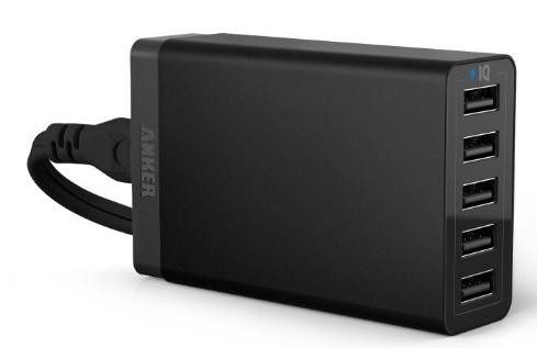 本日限定!人気USB急速充電器「Anker 40W」が20% OFF。Anker Lightningケーブルも再入荷!