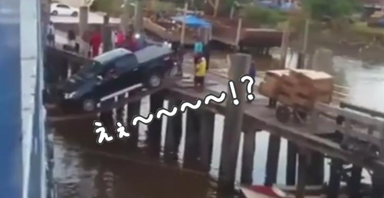 バイカーがふざけたDQNカーの動画を投稿。しかしまたしても投稿者が叩かれる
