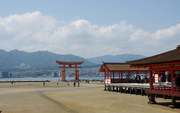 [ひとりごと] シルバーウィークは広島へ。ただし車で。