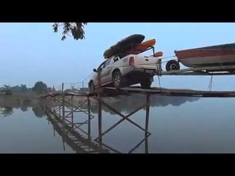 マイクタイソン、立ち乗りセグウェイで超ご機嫌! アッ・・・