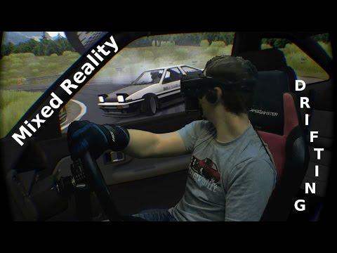 VRでみんなとドリフとしてみました~