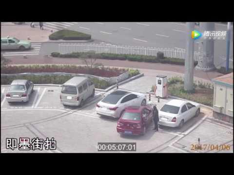 駐車できなくて困っている時に救世主キタ━(゚∀゚)━!!!と思いきや( ゚д゚ )な展開へ