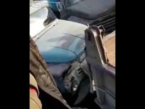 テスラの電気トラック「Tesla Semi」が公道で目撃される!!