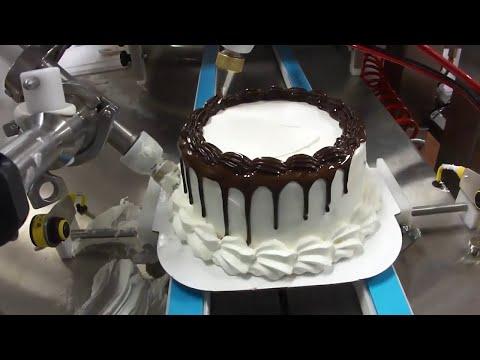 とあるケーキ工場のロボットがいい仕事している件