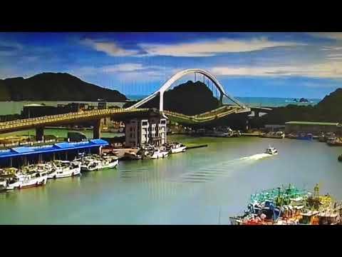 台湾で突然橋が崩壊・・・