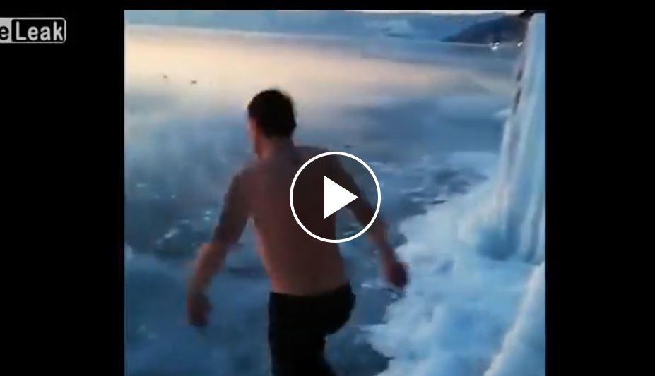 ロシアの凍った川あるある