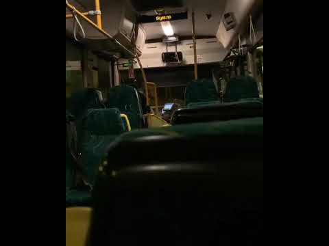 バスの運転手、お客が全員下りたと思い美声を披露してしまう