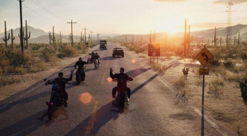 誰でもアメリカをツーリングできる「American Motorcycle Simulator」
