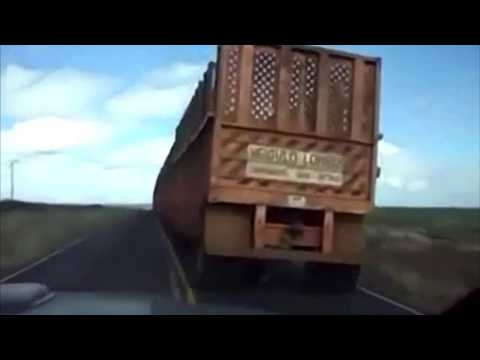 死ぬ気で追い越せステッカーが必要なトラック
