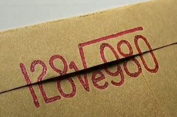 ア・イ・シ・テ・ルのサイン