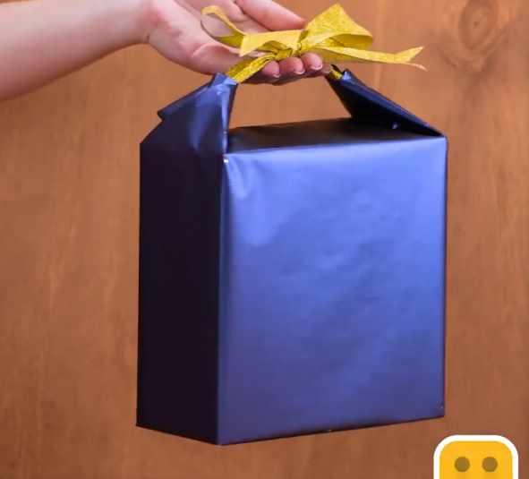 簡単なプレゼントラッピング法いろいろ