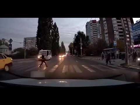 横断歩道だからってノーガードじゃダメって動画